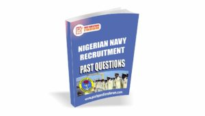 Nigerian Navy Past Questions