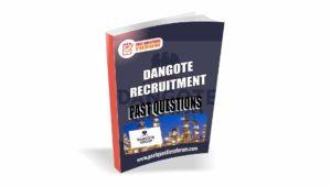 Dangote Past Questions