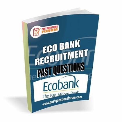 Eco Bank Recruitment Past Questions and Answers PDF Download