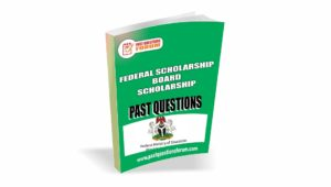 FSBN Scholarship Past Questions