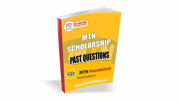 MTN Scholarship Past Questions