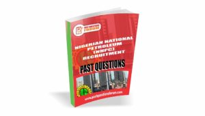 NNPC Past Questions