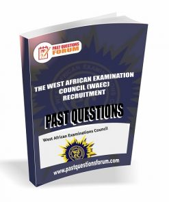 WAEC Past Questions