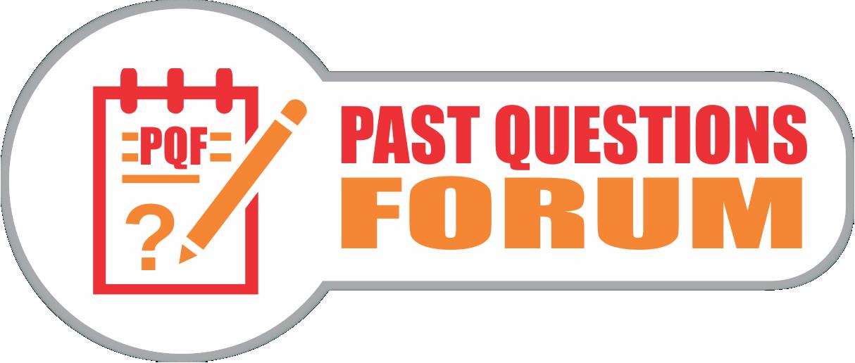 Past Questions Portal