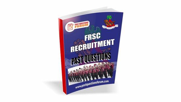 FRSC Past Questions