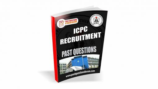 ICPC Recruitment Past Questions