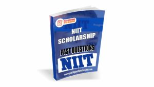 NIIT Past Questions
