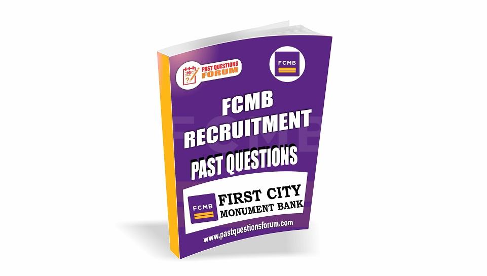 FCMB Past Questions