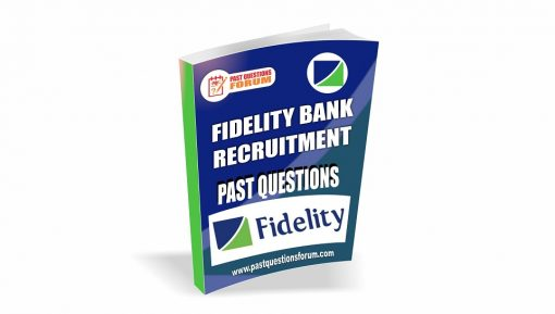 Fidelity Bank Past Questions