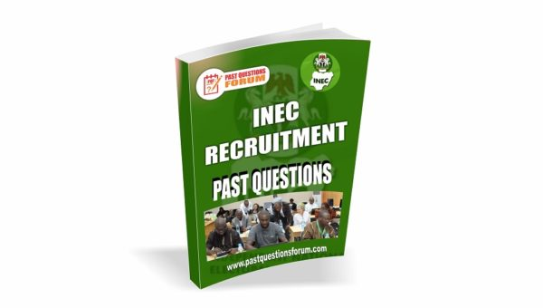 INEC Recruitment Past Questions