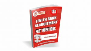 Zenith Bank Past Questions