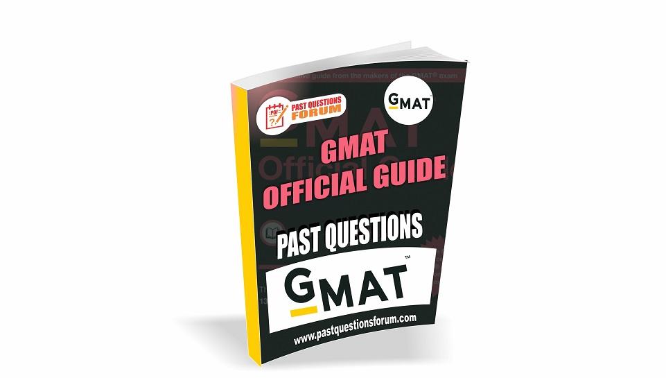 GMAT Past Questions