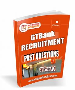 GTBank Past Questions