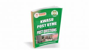KWASU Post UTME Past Questions