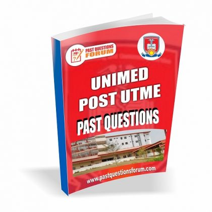 University Of Medical Sciences, Ondo State Past Questions and Answers PDF Download 2020-2021