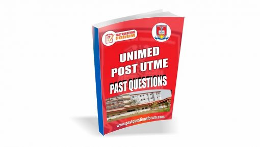 UNIMED Post UTME Past Questions