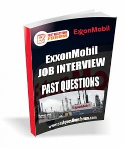 ExxonMobil Past Questions