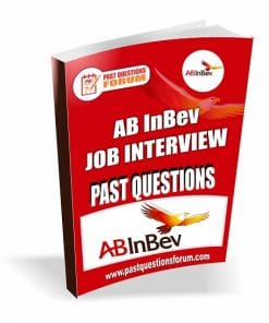 ABInBev Past Questions