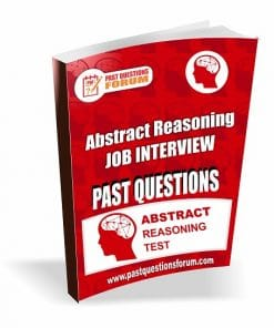 Abstract Reasoning Past Questions